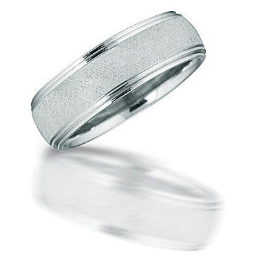 Novell N01034 gent's wedding band