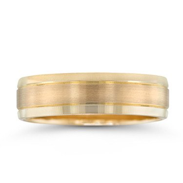Novell N16564 gent's wedding band