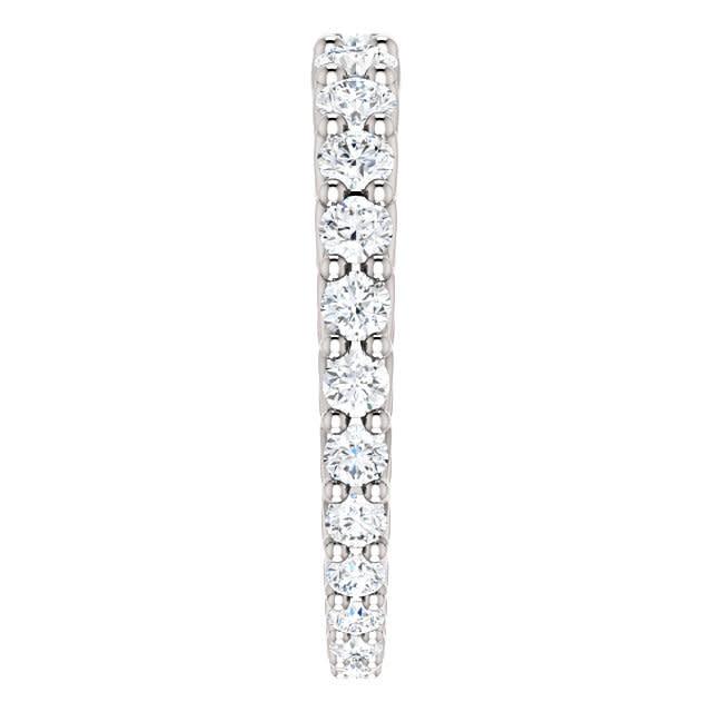 Stuller Graduated Diamond Eternity Band 1.33 carat total