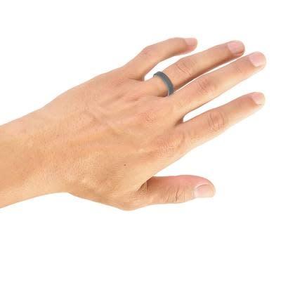 Triton 11-RAW0109 Sandblast tungsten ring
