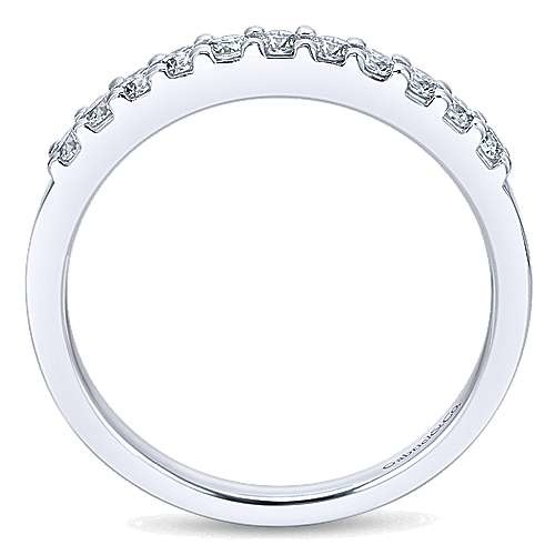 Gabriel & Co AN11216 prong set band 0.23 ct tw