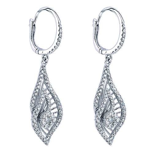 Gabriel & Co EG11315 Diamond Drops