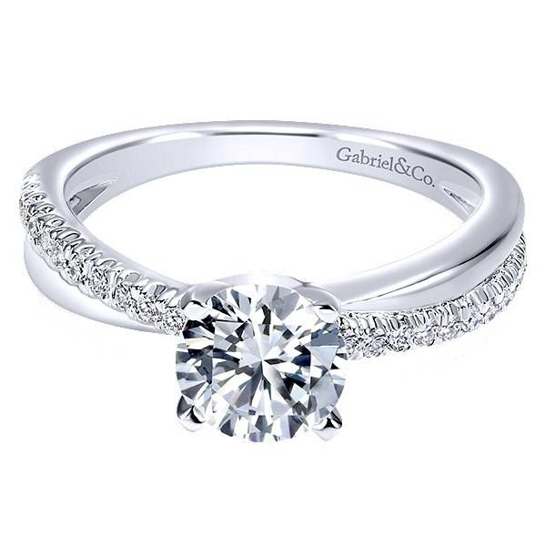 ER10439 Criss Cross Engagement Setting