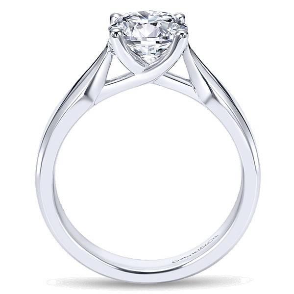 Gabriel & Co ER6592 solitaire engagement ring