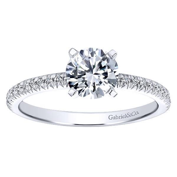 4fc75498273c1 Gabriel   Co ER4181 4-Prong Diamond Band