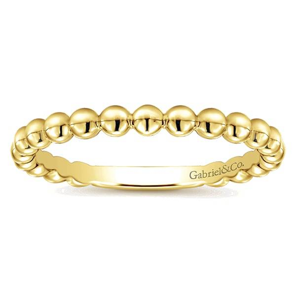 Gabriel & Co LR4871 stackable ball band