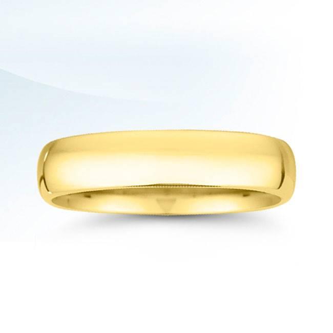 V1 Yellow Gold 5mm band