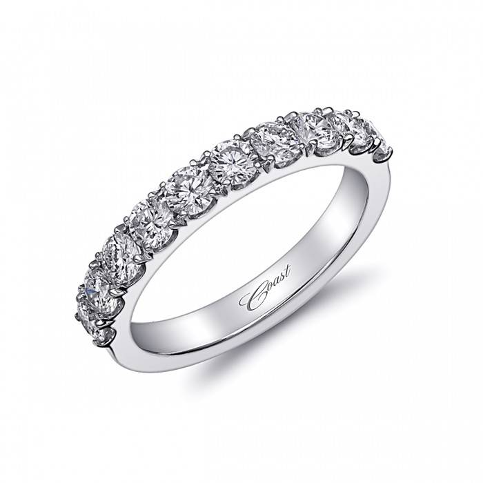 Coast WS20000  diamond wedding band