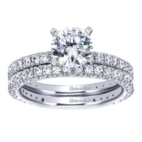 Gabriel & Co WB4126 0.48 ct 14kt wg