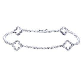 TB3900W45JJ  tennis bracelet