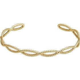 BRC760 Rope Cuff Bracelet
