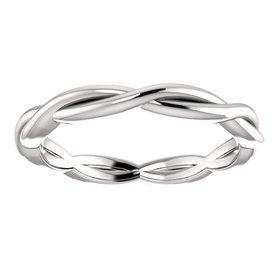 51778 infinity wedding band