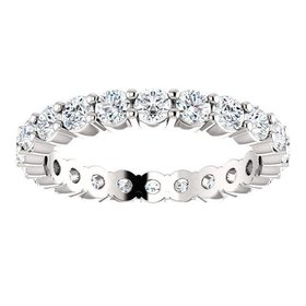 121938 diamond eternity band