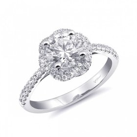 LC10320 twisted diamond halo