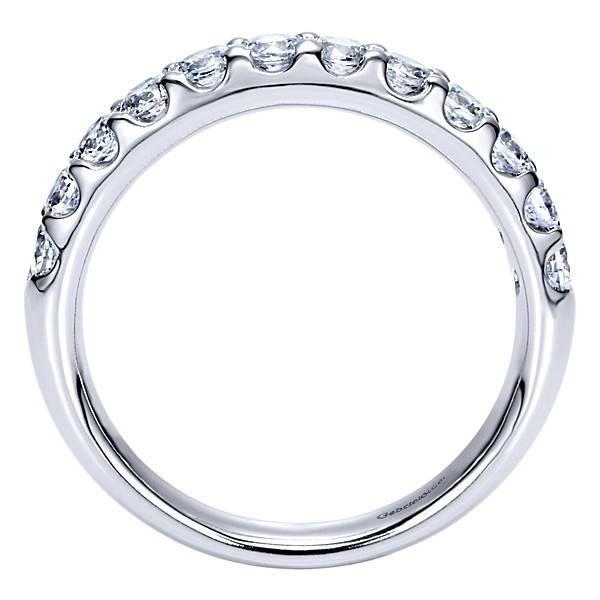 Gabriel & Co AN5337 diamond band 0.75ct