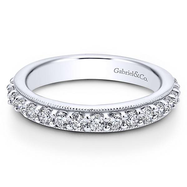 Gabriel & Co AN11324 diamond eternity band