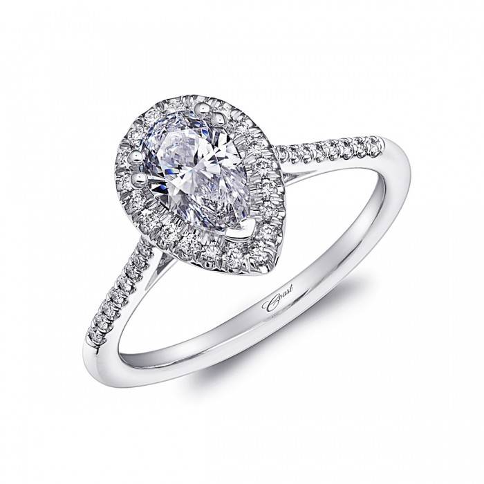 LC5410 Pear Shape Halo