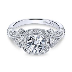 ER7479 Delilah Engagement ring mounting