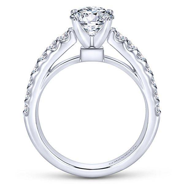 Gabriel & Co Sienna Prong Set Engagement Ring Setting