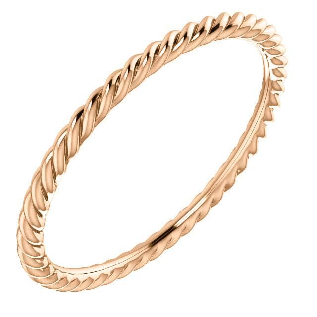 Stuller Skinny Rope Band