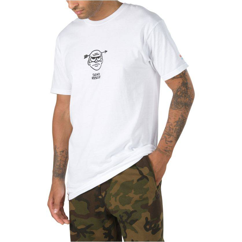 93c19052a Vans X Cult SS Tee - The Boiler Room