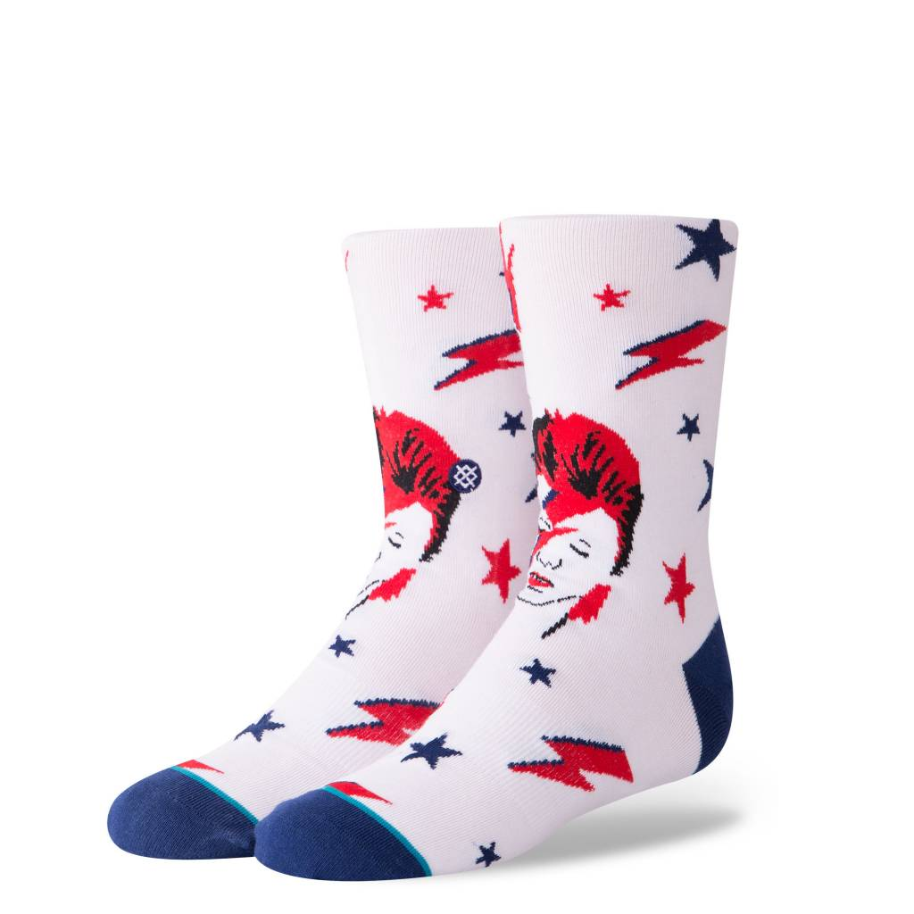 Stance Boys Star Man Sock