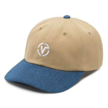 Vans Thayer Curved Bill Jockey Hat