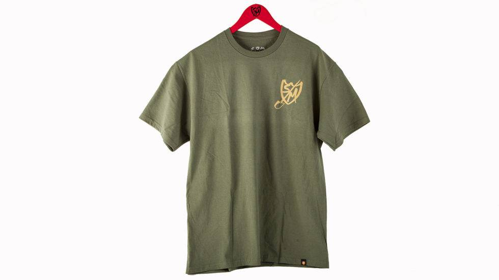 S&M Shovel Shield Tee