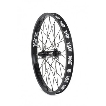 Rant Party On II Front Wheel