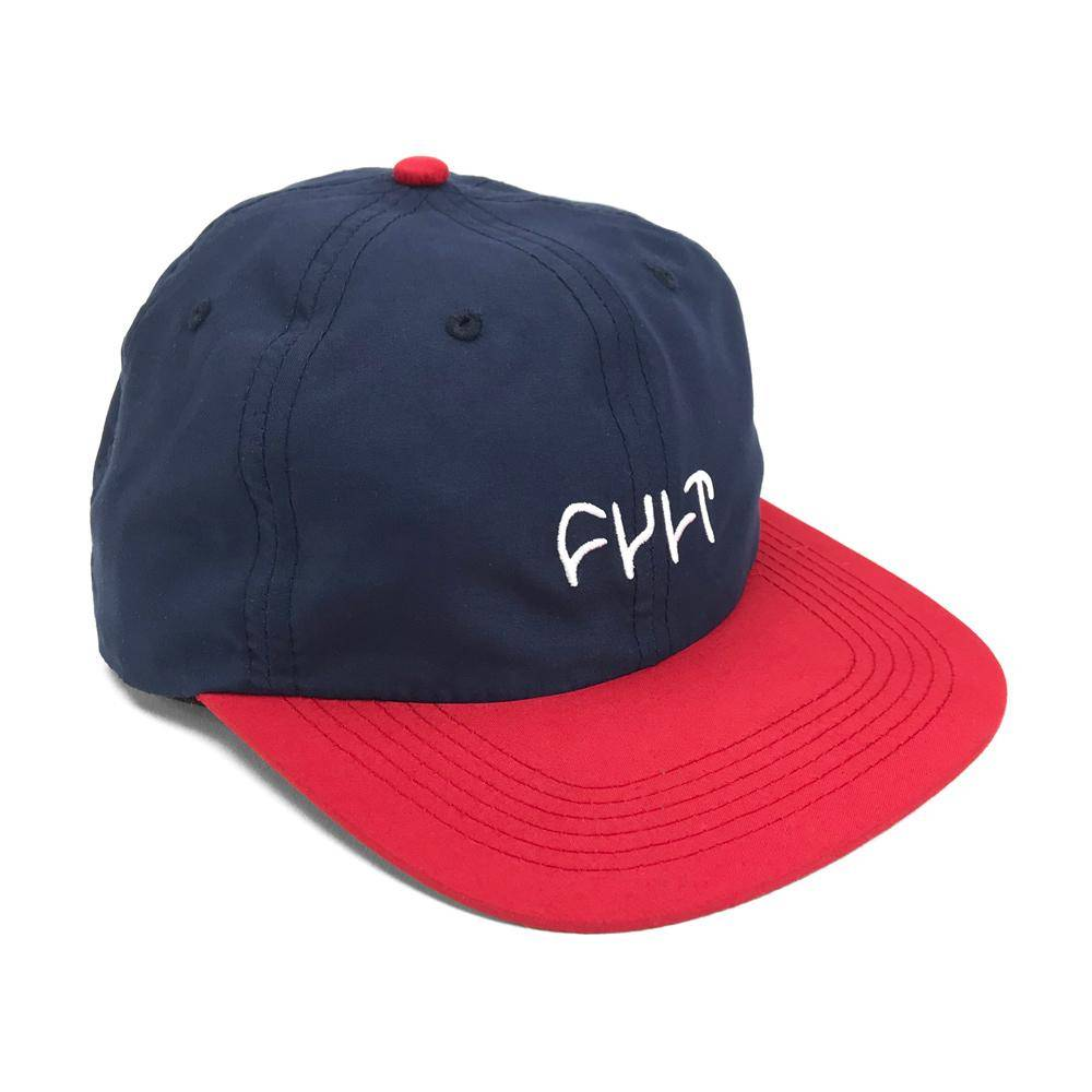 Cult It s Later Than You Think   Logo Snapback Hat - The Boiler Room 30000cc8bea