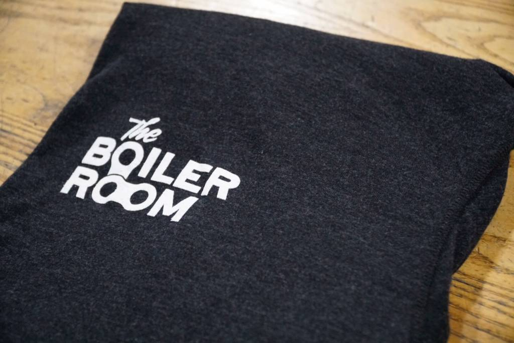 The Boiler Room Premium Hoodie