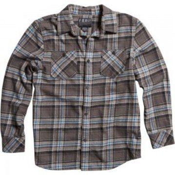 Fox Head Boys Nico Flannel Shirt