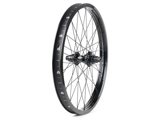 Eclat Polar/Pulse Rear Wheel Black