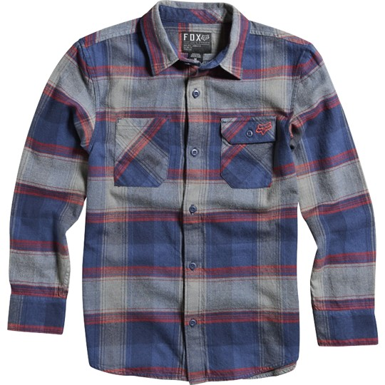 Fox Head Youth Jagger LS Flannel
