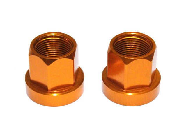1664 BMX BMX Alloy Axle Nuts