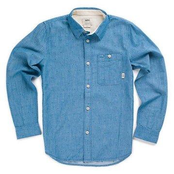 Vans Boys Bayview LS Shirt