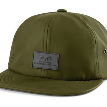 Vans All Weather Jockey Hat