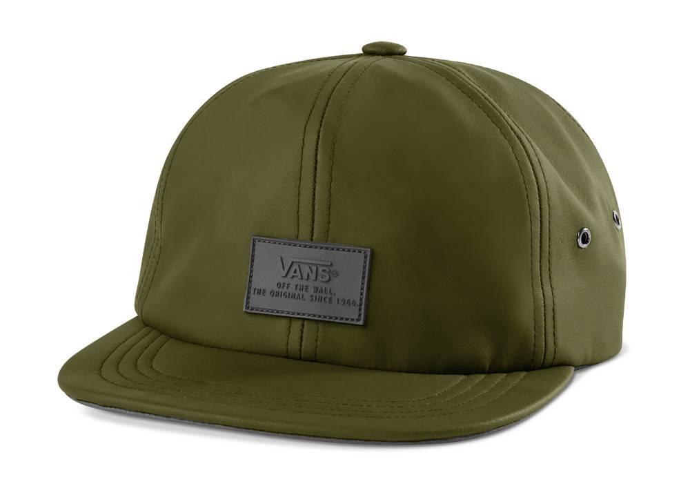 f18982d303b1e3 Vans All Weather Jockey Hat - The Boiler Room