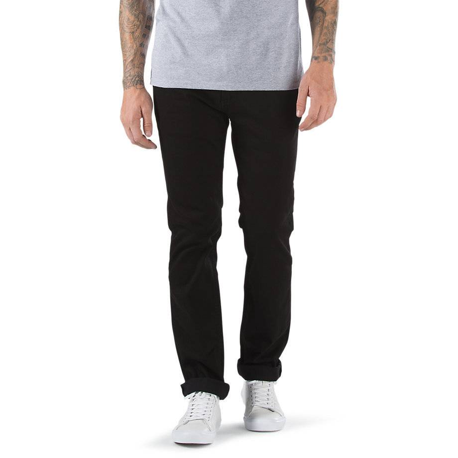 9c72996c4e Vans V16 Slim Jean - The Boiler Room
