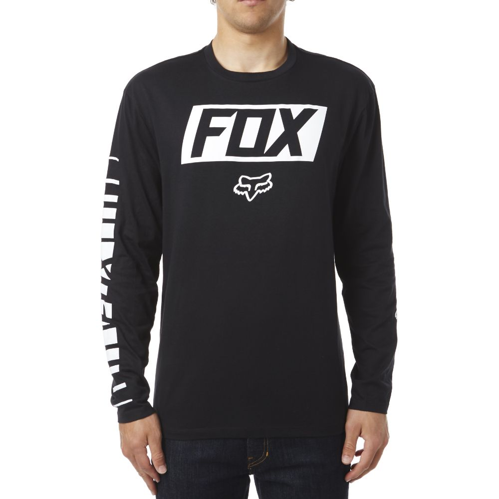 Fox Head Foiled LS Tee