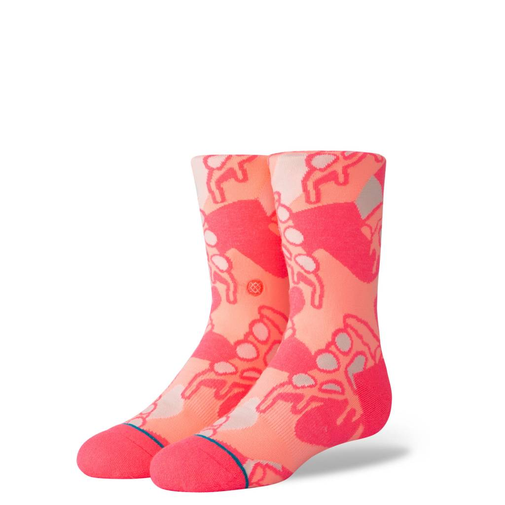 Stance Kids Pisa Pizza Sock