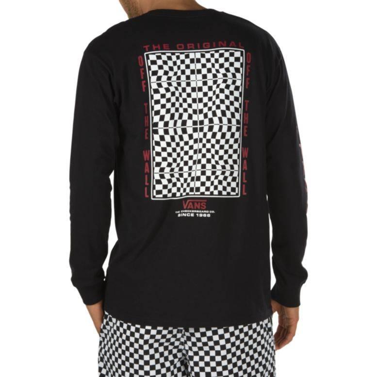 Vans Warped Check LS Shirt