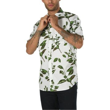 Vans Rubber Co. Short Sleeve Buttondown Shirt
