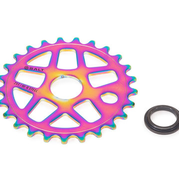 Salt Gateway Steel Sprocket