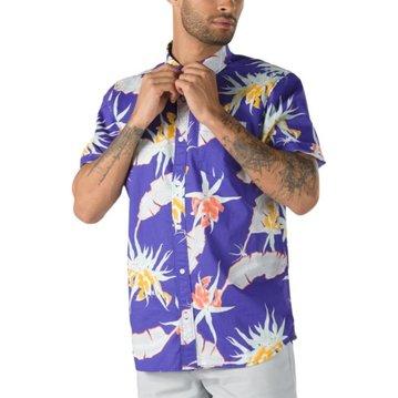 Vans Arachnofloria SS Buttondown Shirt