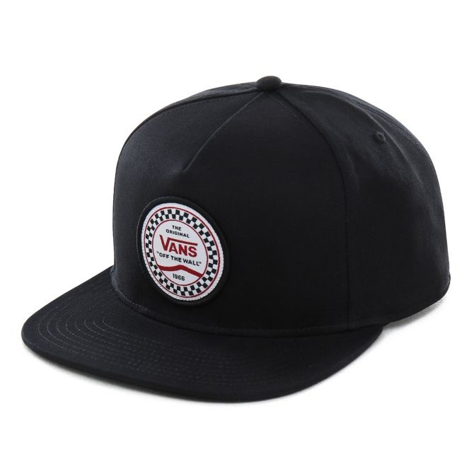 Vans Checkered Side Snapback