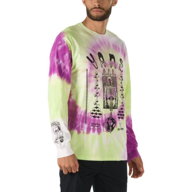Vans Slow Fashion Tie-Dye LS Tee
