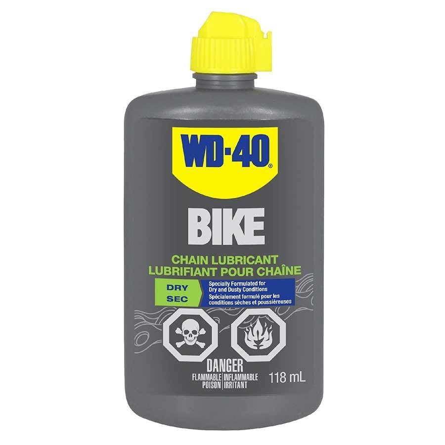 WD-40 Bike Dry Chain Lubricant
