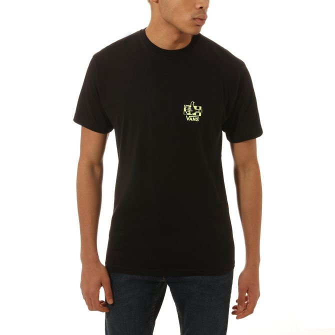 Vans Green Lighted Tee