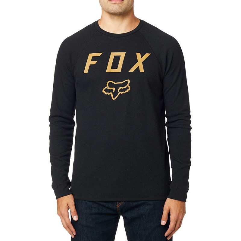 Fox Head Moth Thermal Raglan